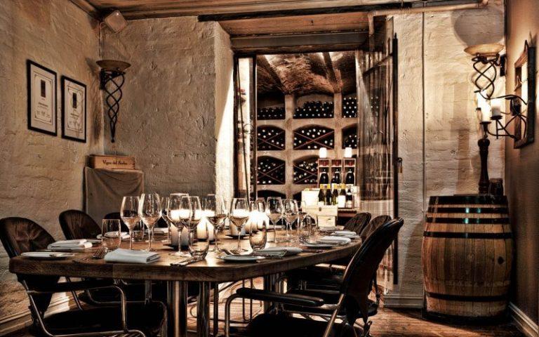 Vinsmaking på Klosteret