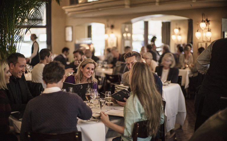 Theatercafeen Oslo Restaurant 2