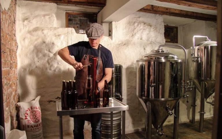 Kurs i ølbrygging hos Øl Akademiet